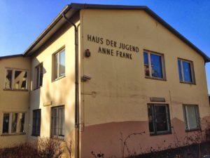 アンネフランクの住んだ家