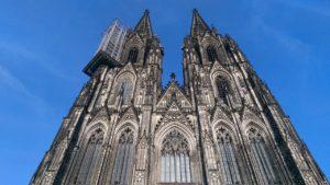 ゴシックの大聖堂