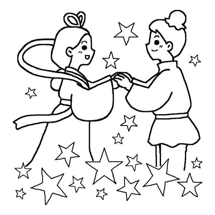 できる子どもに育てる!七夕の由来の教え方と楽しみ方!