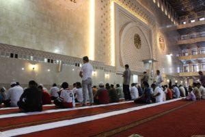 イスラム教の祈り