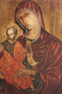 聖母マリアとイエス