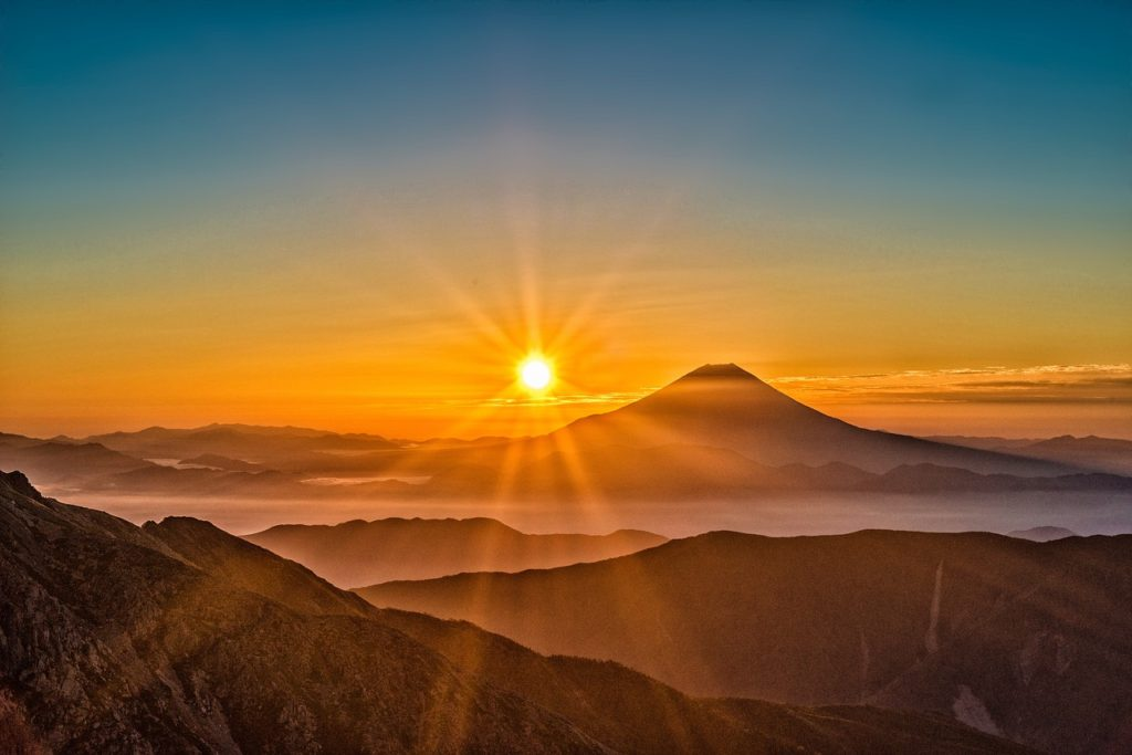 富士山の笠雲とつるし雲の意味を教えて!本当に雨は降るの?